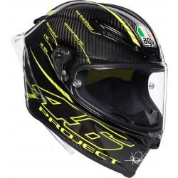 Agv helmet Pista GP R 3.0 replica Valentino Rossi project 46 integrale