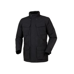 Tucano urbano giacca 4-Tempi 2G nera impermeabile moto scooter