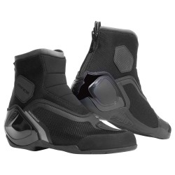Dainese scarpe moto Dinamica waterproof nere silver