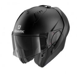 Shark Evo ES casco modulare nero opaco helmet casque
