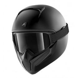 Shark Vancore 2 casco integrale nero opaco moto con maschera