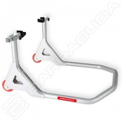 Barracuda cavalletto posteriore alza moto completo di supporti
