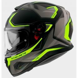 MT helmets Thunder 3 SV nero giallo Turbine C3 casco integrale