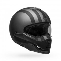 Bell Moto casco integrale jet Broozer free ride ECE DOT