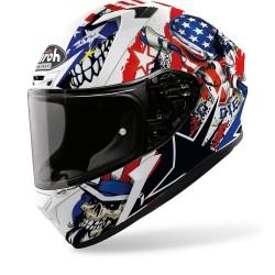 Casco Airoh Valor Uncle Sam integrale helmet grafica