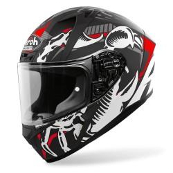 Casco Airoh Valor Claw integrale moto helmet grafica