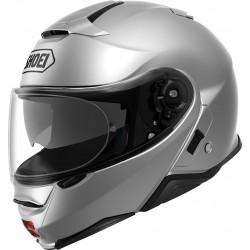 Shoei casco Neotec II modulare casque helmet light silver