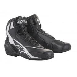 Alpinestars scarpe tecniche SP-1 V2 moto colore nero-bianco