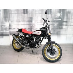 Mash moto 50cc Dirt Track nera