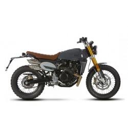 Fantic Caballero 500 Scrambler de-luxe moto 4T monocilindrico