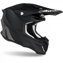 Casco Airoh Twist helmet nero opaco casque cross