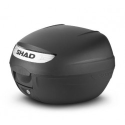 Shad bauletto SH26 nero moto e scooter litri 26