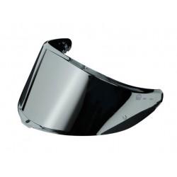 Agv visiera dark iride argento casco K6 MPLK