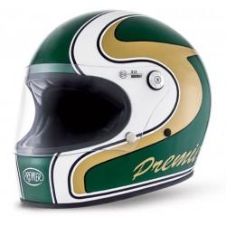 Casco casque integrale Premier Trophy green