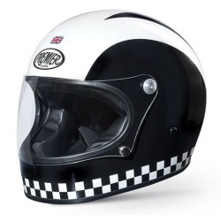 Casco casque integrale Premier Trophy Retrò