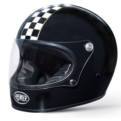 Casco casque integrale Premier Trophy CK black