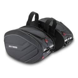 EA100 Givi coppia borse laterali moto scooter 40 litri