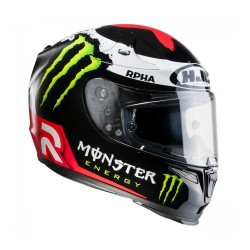 Hjc casco casque integrale Rpha-10 plus Lorenzo replica II MC1