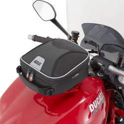 XS319 Givi borsa serbatoio Tanklock moto 3 litri