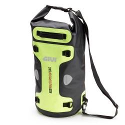 WP407 Givi borsa sella rullo waterproof alta visibilità 30 litri